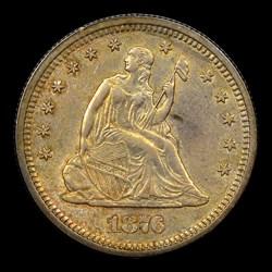 1876-S 25C