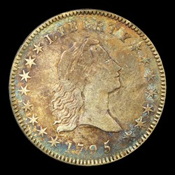 1795 50C O-127 Small Head, MS