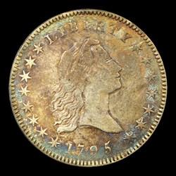 1795 50C O-127 Small Head, MS