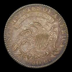 1822 50C O-104, MS