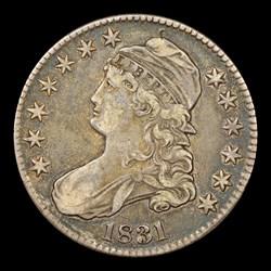 1831 50C O-101, MS