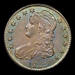 1832 50C O-102a, MS