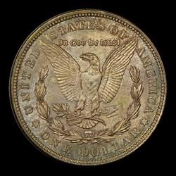 1921 S$1 Morgan, MS