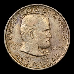 1922 50C Grant No Star, MS