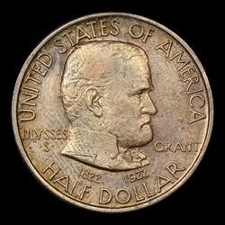 1922 50C Grant No Star, MS