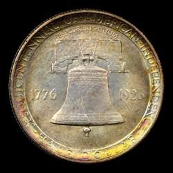 1926 50C Sesquicentennial, MS