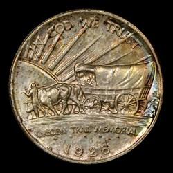 1926-S 50C Oregon, MS