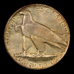 1935 50C Connecticut, MS