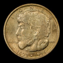 1936 50C Elgin, MS