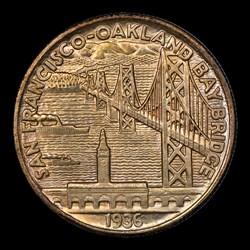 1936-S 50C Bay Bridge, MS