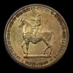 1900  Lafayette Dollar, MS