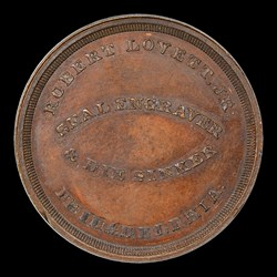Lovett Token, PA-346