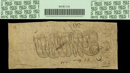 $20 (Counterfeit)