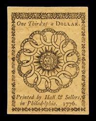 February 17, 1776 $1/3