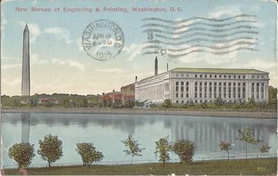 Bureau of Engraving and Printing