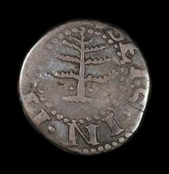 Pine Tree Six-Pence