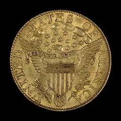 Five Dollar Gold 1804