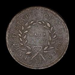Half Cent 1793