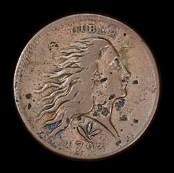 Cent 1793 (wreath cent)