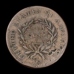 Cent 1793 (wreath cent)