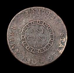 Cent 1793 (chain)