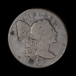 Cent 1795