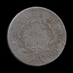 Cent 1796