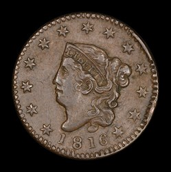 Cent 1816