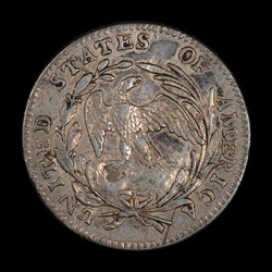 Half Dime 1796