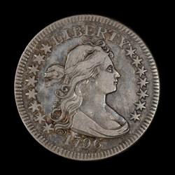 Quarter dollar 1796