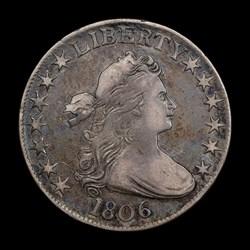 Half Dollar 1806