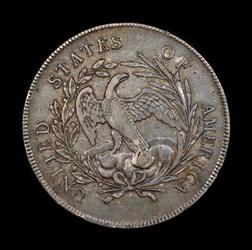 Silver Dollar 1795