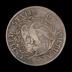 Silver Dollar 1797