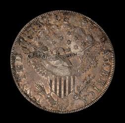 Silver Dollar 1798