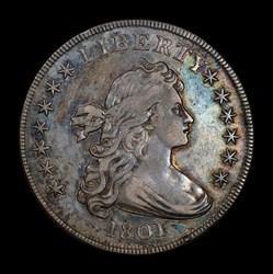 Silver Dollar 1801