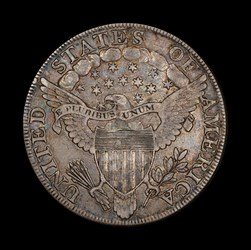 Silver Dollar 1802