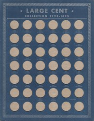 Coin Boards (Whitman 2nd Edition, 01c - 05c)