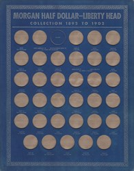 Coin Boards (Whitman 2nd Edition, 50c)