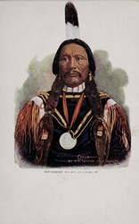 Chief Buckskin Charlie