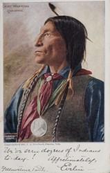 Chief Wolf Robe Cheyenne
