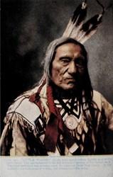 """No. 337- """"Little Wound"""" Chief"""