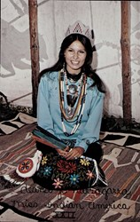 Deana jo Harragarra, Miss Indian America XXII