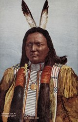 Ouray Ute Indian Chief