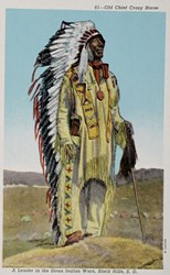 61-Old Chief Crazy Horse