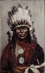 Chief Iron Owl