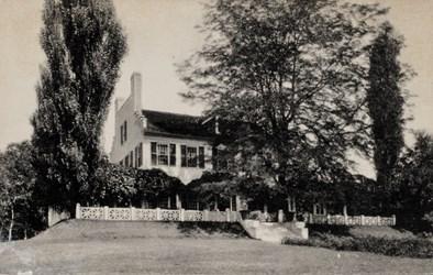 """Aspet"" Home of Augustus Saint-Gaudens, Cornish, New Hampshire"