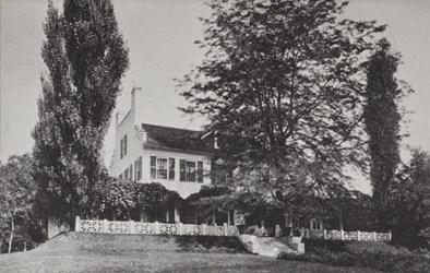 """Aspet"" Home of Augustus Saint-Gaudens"