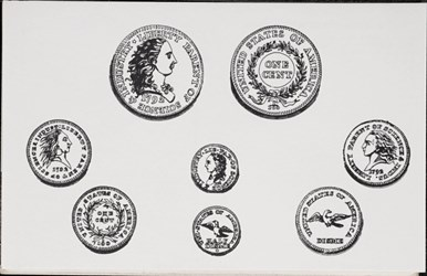 United States 1792 Pattern Coinage