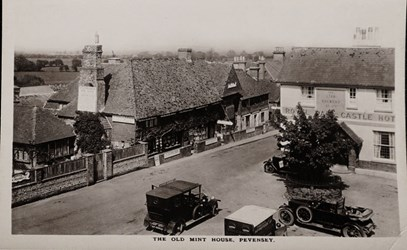 The Old Mint House, Pevensey