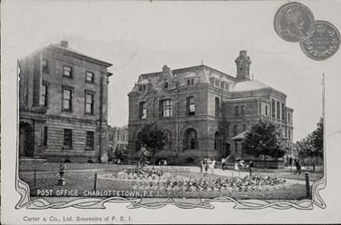 Post Office Charlottetown, P.E.I.